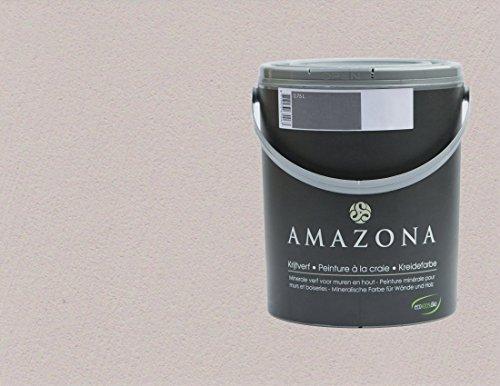 Amazona Kreidefarbe Taubengrau 0,75 l das edle Grau für ShabbyChic