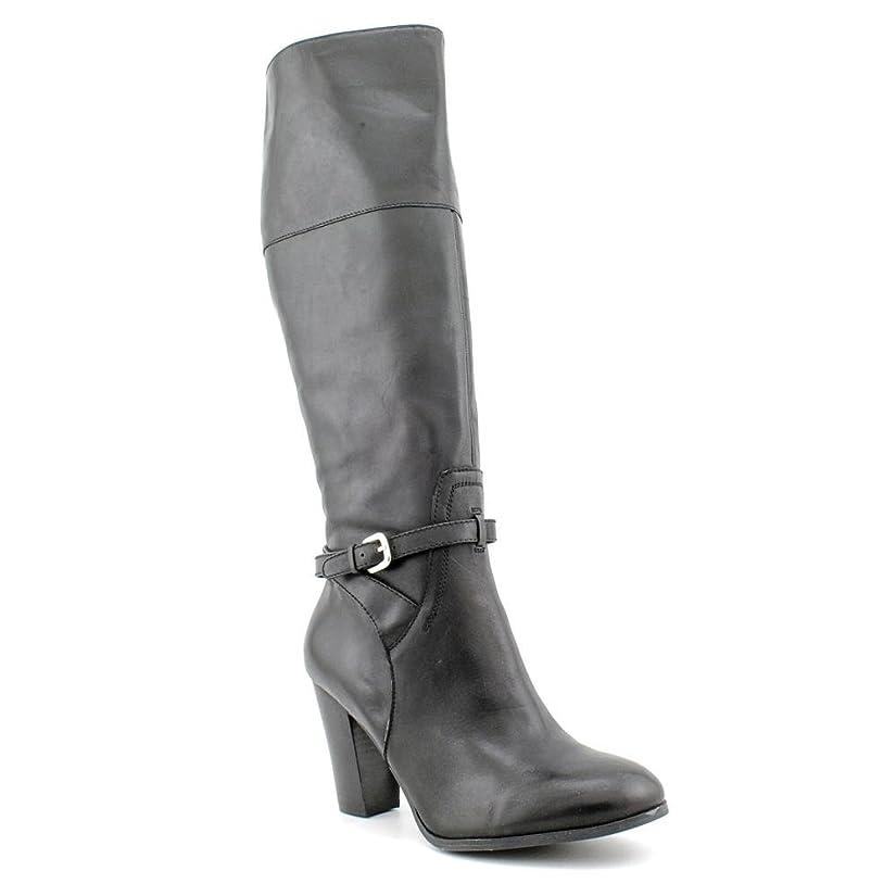 正直出口断言するMarc Fisher Womens Kevins Almond Toe Leather Fashion Boots