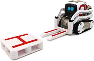 Hexnub Lifting Kit for Anki Cozmo Stem Robot Coding Toy Enhance Educational Gameplay Lego Compatible Three Awesome Colors to Match Remote Controlled Robot White-Red