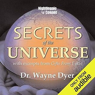 Secrets of the Universe audiobook cover art