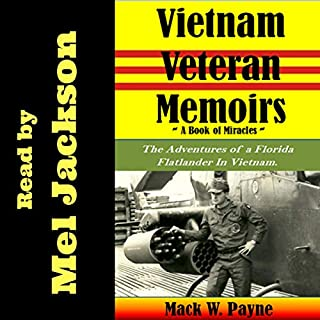 Vietnam Veteran Memoirs audiobook cover art