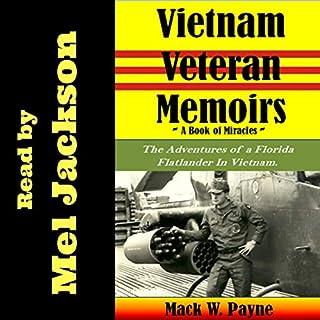 Vietnam Veteran Memoirs cover art