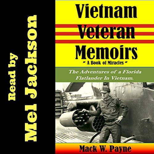 Vietnam Veteran Memoirs audiobook cover art
