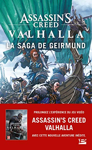 Assassin's Creed Valhalla : La Saga de Geirmund (French Edition)