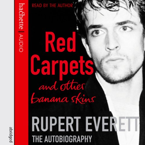 Red Carpets and Other Banana Skins audiobook cover art
