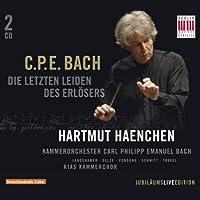 Letzten Leiden Des Erl枚sers by Kammerorchester Carl Philipp Emanuel Bach (2014-05-27)