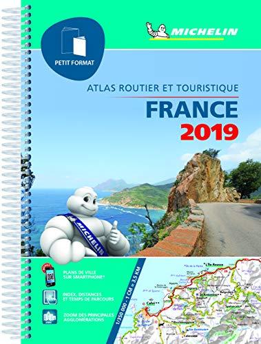 Atlas France Petit Format Michelin 2019