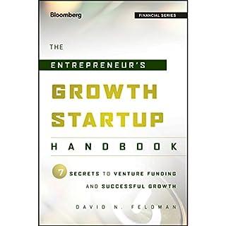 The Entrepreneur's Growth Startup Handbook cover art