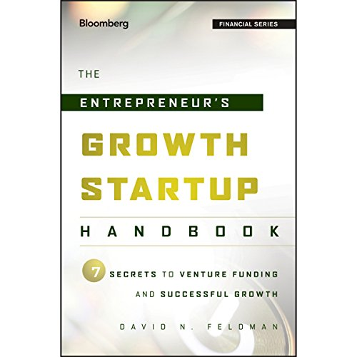 The Entrepreneur's Growth Startup Handbook audiobook cover art
