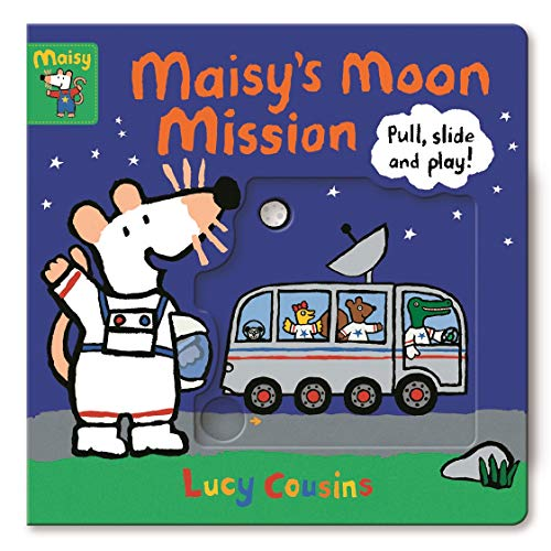 Maisy's Moon Mission: Pull, Slide and Play!