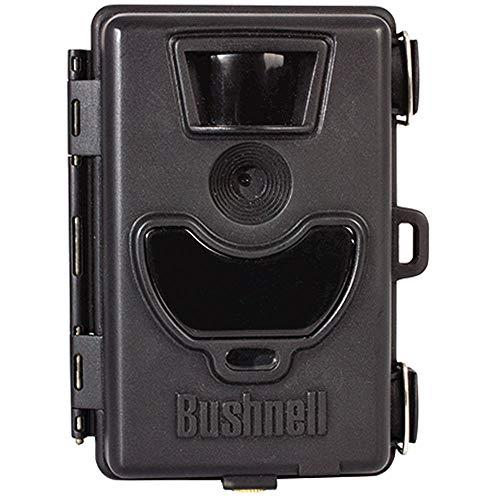 Bushnell 119514C 6MP No-Glow Black LED Surveillance Camera with Night Vision