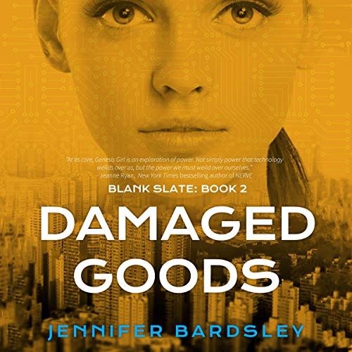 Couverture de Damaged Goods