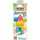 Nestlé Junior 1+ Cereales Leche para niños a partir de 1 año - 1l