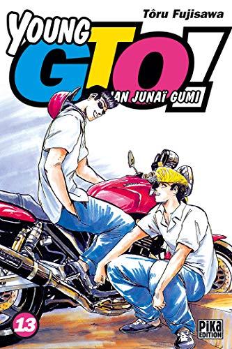 Young GTO T13: Shonan Junaï Gumi