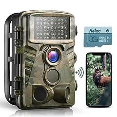 WiFi 4K 32MP  Jagdkamera