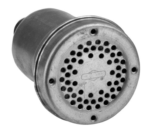Briggs & Stratton 393010S Lo-Tone Muffler For 5-8 HP Horizontal and Vertical Engines with 3/4-Inch NPT