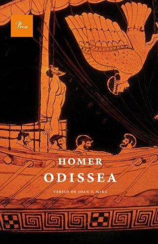 Odissea: Versió de Joan F. Mira (A TOT VENT-TELA Book 495) (Catalan Edition)