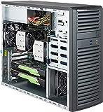 SUPERMICRO Supermicro Case CSE-732D3-1200B MiniTower 1200W 12cm PWM Fan BK Brown Box/CSE-732D3-1200B /
