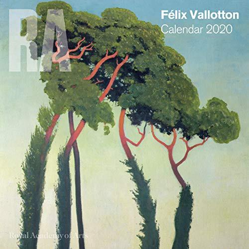 Royal Academy of Arts - Félix Vallotton Wall Calendar 2020