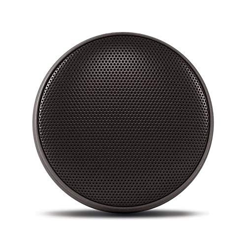 ECOXGEAR EcoDrop GDI-EXDRP301 Rugged Splashproof Portable Bluetooth Wireless 3 Watt Mini Speaker (Black)