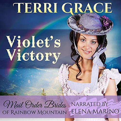 Couverture de Violet's Victory