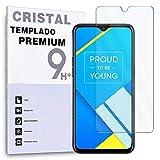 Protector de Pantalla para OPPO REALME C2 - OPPO A1K, Cristal Vidrio Templado Premium