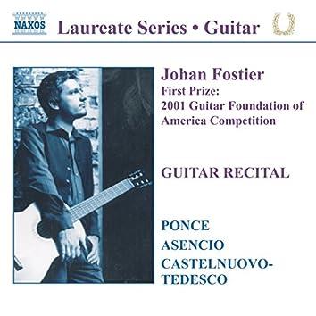 Guitar Recital: Johan Fostier