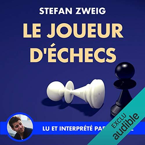 Page de couverture de Le joueur d'échecs