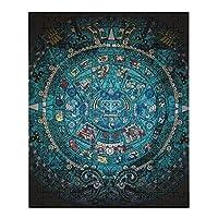 Mayan Aztec Calendar 木製ジグソーパズル、大人のためのパズルティーンエイジャー子供ジグソーパズルゲームおもちゃ誕生日プレゼント200/75/120ピース