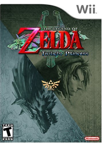 The Legend of Zelda: Twilight Princess  [Edizione: Regno Unito]