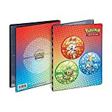 Ultra Pro E-15354 4 Pocket Portfolio-Pokemon Sword & Shield Galar Starters
