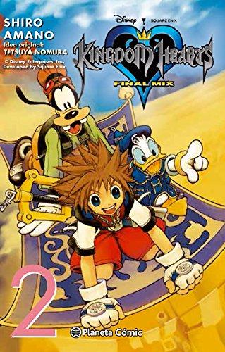 Kingdom Hearts Final mix nº 02/03 (Manga Shonen)