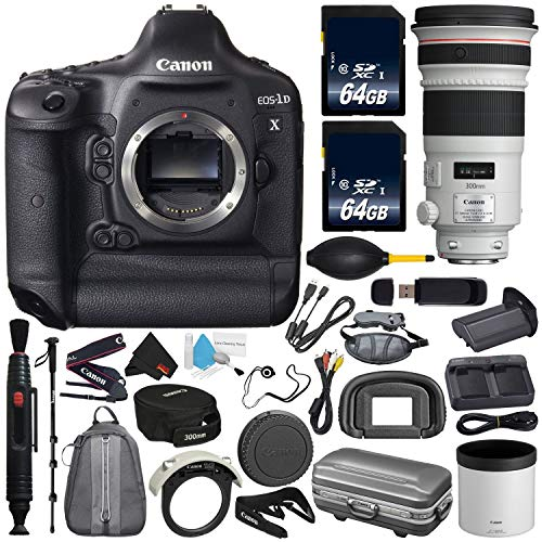 Why Should You Buy Canon 6Ave EOS-1D X DSLR Camera International Version (No Warranty) EF 300mm f/2....