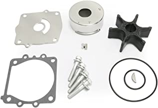 Yamaha V6 Outboard Water Pump Repair Kit 150/175/200/225/250/300 HP Replacement(1989-UP) 18-3395 61A-W0078-01