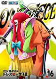 ONE PIECE ワンピース 17THシーズン ドレスローザ編 piece.16[DVD]