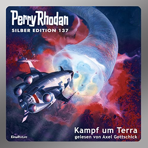 Kampf um Terra audiobook cover art