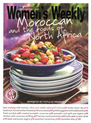 Moroccan & the Foods of North Africa: The Australian Women's Weekly (The Australian Women's Weekly Essentials) (English Edition)