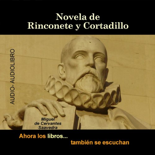Novela de Rinconete y Cortadillo [The Novel of Rinconete and Cortadillo] audiobook cover art