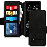 Fyy Samsung Galaxy S20 Ultra Case, Ultra Slim PU Leather