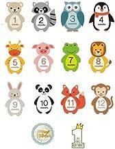 Best 8 month sticker Reviews