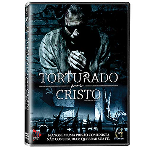 DVD - Torturado Por Cristo