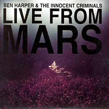 Live From Mars (Live)