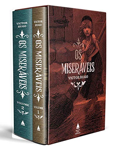 Box Os Miseráveis - Exclusivo Amazon