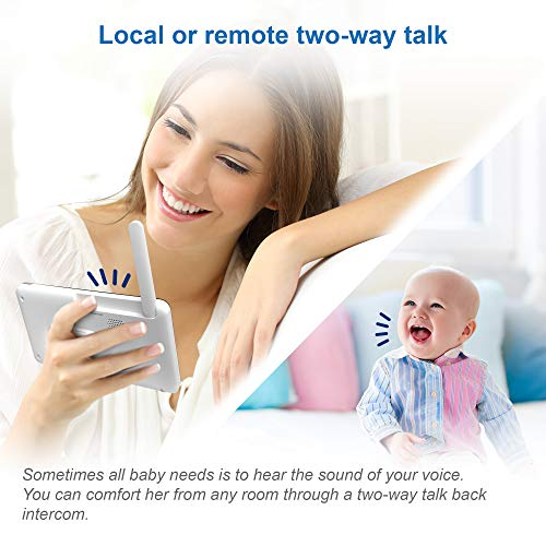 51 sZV7Fq5L The Best Video Baby Monitors with Smartphone Apps 2021