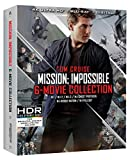 Mission: Impossible 6-Movie Collection (4K UHD + Blu-ray + Digital)