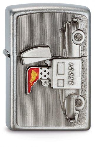 Zippo Zippo 2003552 Feuerzeug 205 Car Emblem Chrome