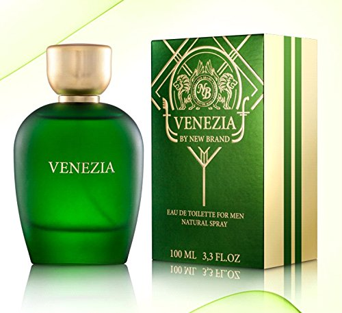 VENEZIA by NEW BRAND - Hombre - EDT 100ml - Made in France