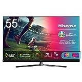 Hisense 55U81QF Smart TV ULED Ultra HD 4K 55', Quantum Dot, Dolby Vision HDR,...