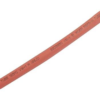 ISO-PROFI/® 2:1/Gaine thermor/étractable S/électionen 10/tailles et 6/longueurs M/ètre rouge here: /Ø20mm - 5 meters