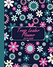 Troop Leader Planner: A Complete Must-Have Troop Organizer , Dated Aug 2019 - Aug 2020